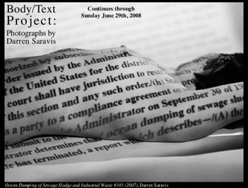 BodyText project by Darren Saravis