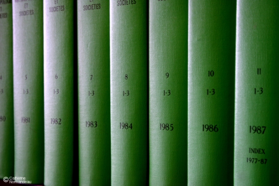Green Books by Catherine Normandeau