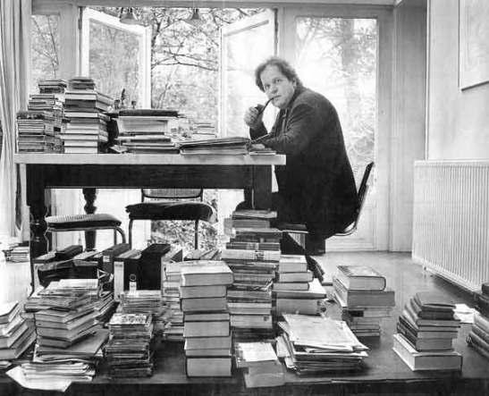 Zeeman met boeken