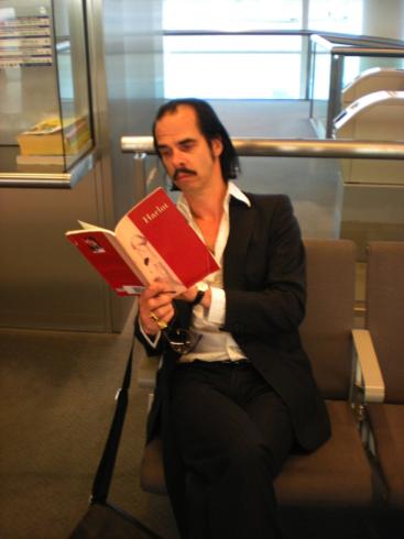 harlot2-60 - Nick Cave reading Jill Alexander Essbaum's Harlot.