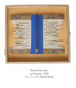 Rithika Merchant - Exhumed Books - Les-Pensees (2009)