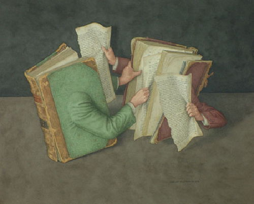 "(""The Battel"" artwork by Jonathan Wolstenholme)"